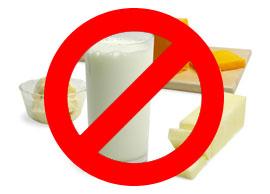 No produit laitier